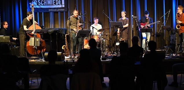 Live Video - KOi Trio feat. Barnett/Halpin/Schmid/Seidl